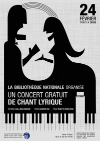 Concert de chant Lyrique
